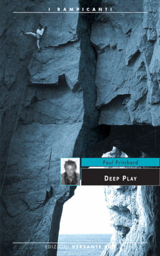 copertina di Deep Play - Paul Pritchard