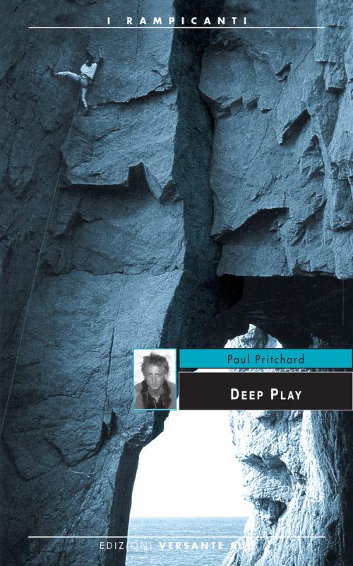 copertina di Deep Play - Paul Pritchard