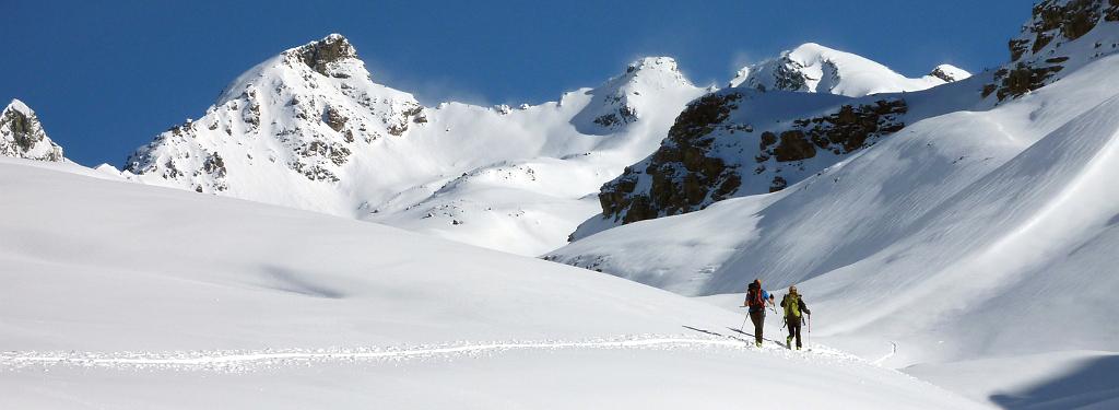 Skitouren Graubünden