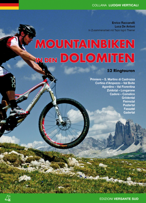 MOUNTAINBIKEN IN DEN DOLOMITEN 52 Ringtouren