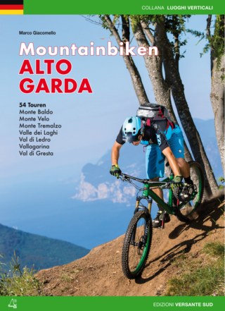 MOUNTAINBIKEN ALTO GARDA 54 Touren.