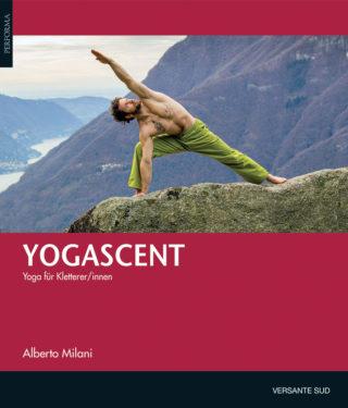 YOGASCENT Yoga für Kletterer/innen - Handbuch