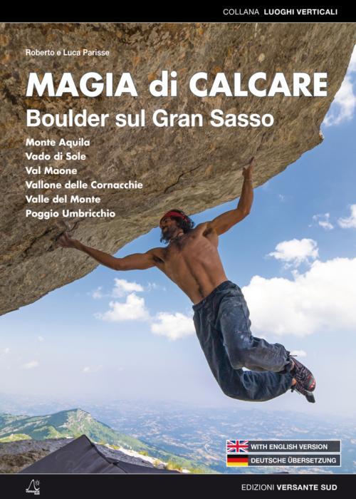 Cover Gran Sasso Boulder Magia di Calcare