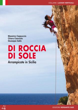 cover free climbing arrampicata Sicilia di roccia di sole san vito lo capo