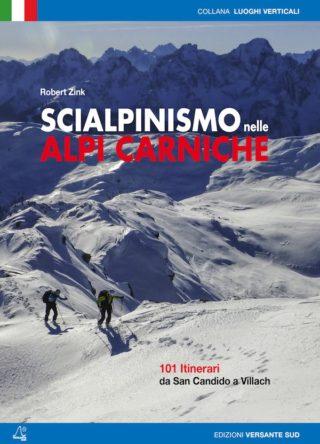 Cover di scialpinismo nelle alpi carniche - da San Candido a VIllach