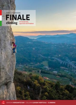 copertina Finale climbing - Arrampicate sportive nel Finalese