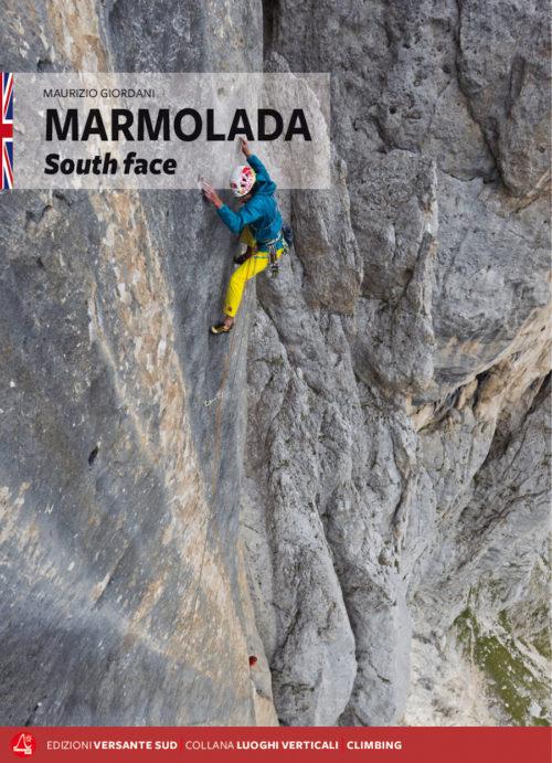 Cover Marmolada South Face Maurizio Giordani