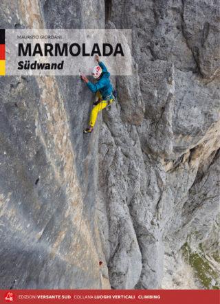 Cover Marmolada Sudwand Maurizio Giordani