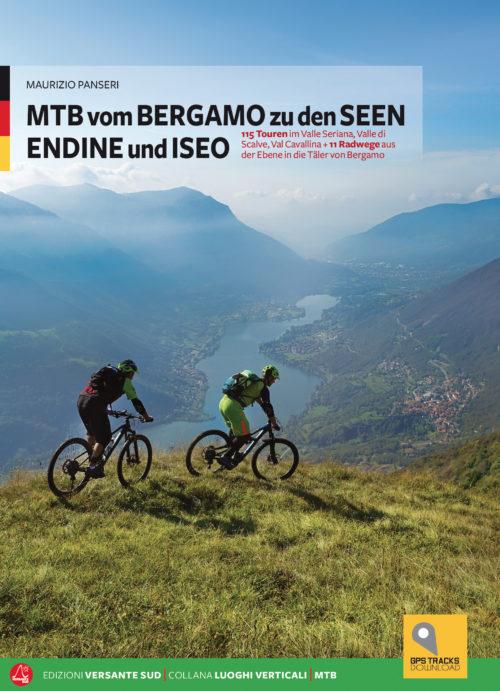 MTB wom Bergamo zu den Seen